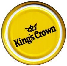 schRaub-fart-schloss mett aufDrukk king's crown