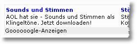 AOL hat sie - sounds und stimmen als klingeltöne. Jetzt downloaden!