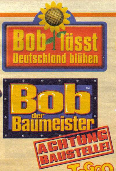 Bob lässt Deutschland blühen - Bob der Baumeister - Achtung Baustelle