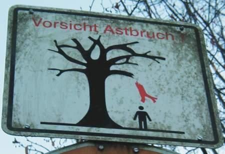 Astbruch