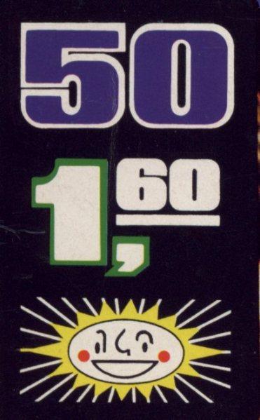 50 1,60 Sonne