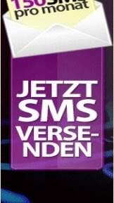 Jetzt SMS verse- nden
