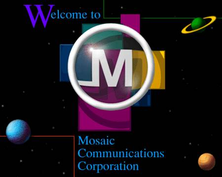 Welcome to Mosaic Communications Corporation