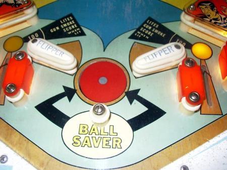 Ball Saver