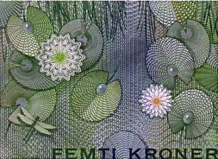 femti kroner