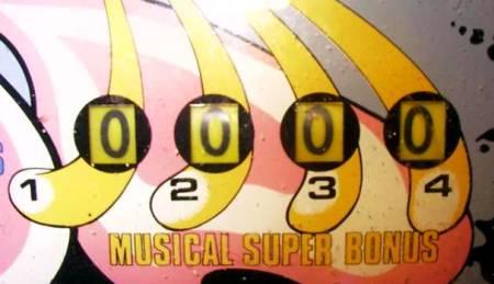 0 0 0 0 MUSICAL SUPER BONUS