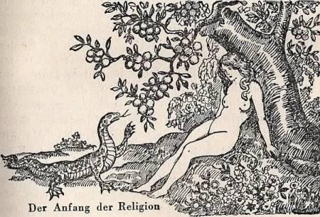 Der Anfang der Religion