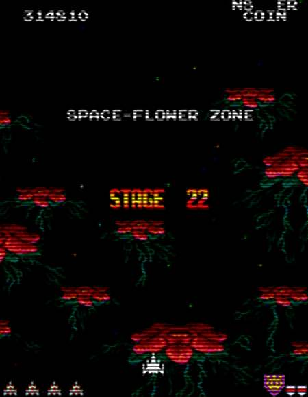 Space-Flower Zone -- Stage 22