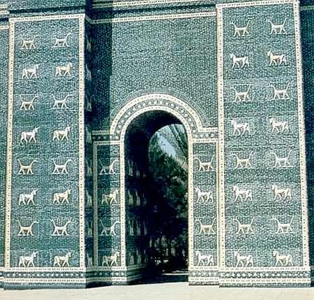 Eingang nach Babylon, Ishtar-Tor