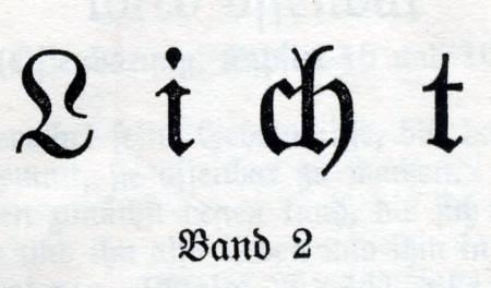 Licht - Band 2