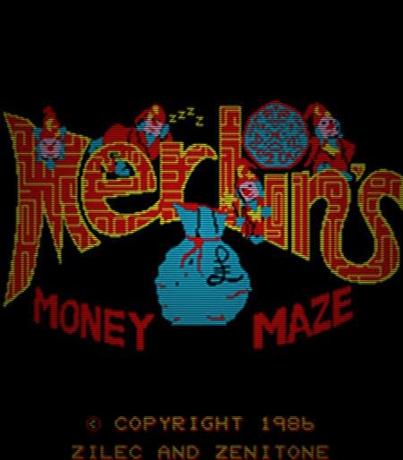 Merlins Money Maze