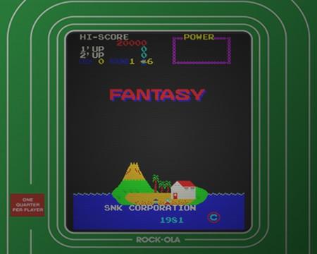 Fantasy. SNK Corporation, 1981
