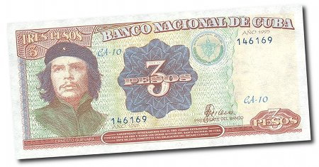 Tres Pesos - Ernesto Guevara