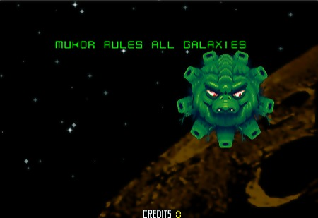 Mukor rules all galaxies