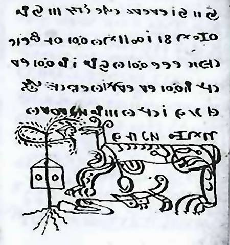 Rohonczi Codex, Seite 210, wers lesen kann, bitte melden...