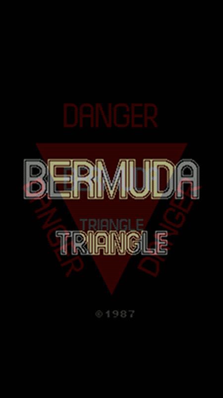 Danger - Bermuda Triangle - (c) 1987