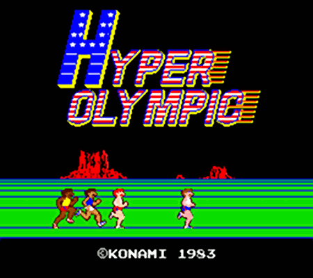 Screenshot: Hyper Olympic