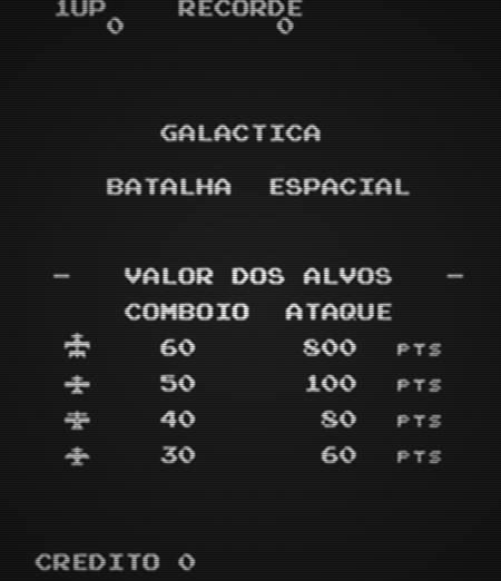 Galactica Batalha Espacial