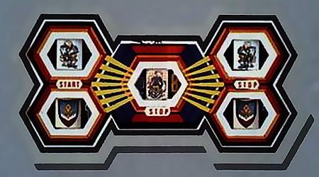 Ablesemaske Trianon (Geldspielgerät, Wulff Apparatebau, 1974)