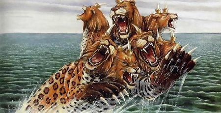 Das Tier aus dem Meer
