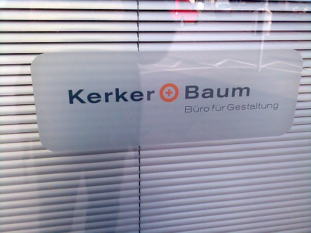 Kerker+Baum: Büro für Gestaltung