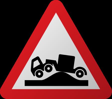 Verkehrszeichen in Großbritannien, was haben die nur für tolle Straßen dort?!