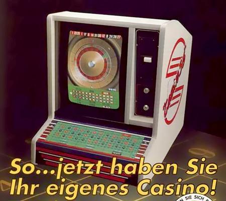 So... jetzt haben Sie ihr eigenes Casino!