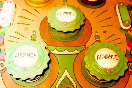 ADVANCE ADVANCE ADVANCE