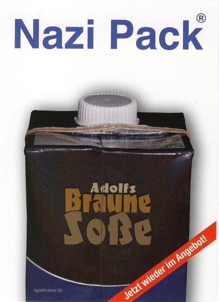 Nazi Pack: Adolfs Braune Soße