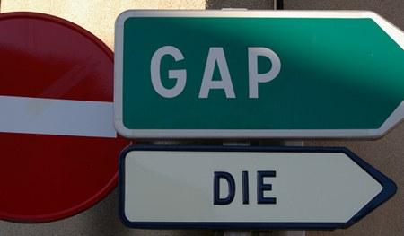GAP -- DIE