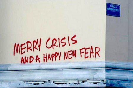 Merry Crisis and a Happy New Year