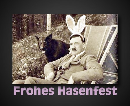 Frohes Hasenfest