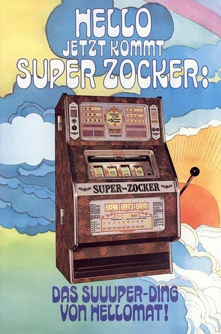 Hello jetzt kommt Super Zocker, das Suuuper-Ding von Hellomat