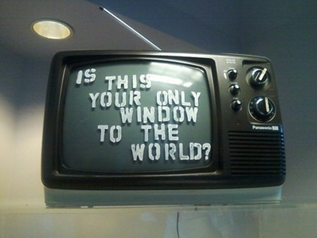 Is this your only window to the world?