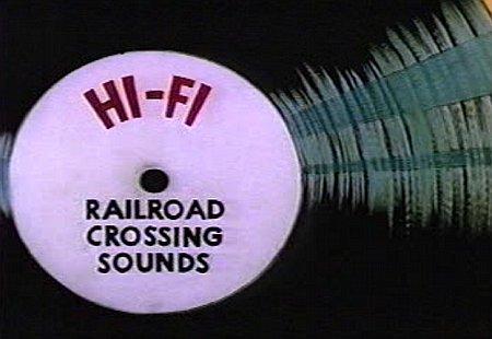 Hi-Fi Railroad Crossing Sounds