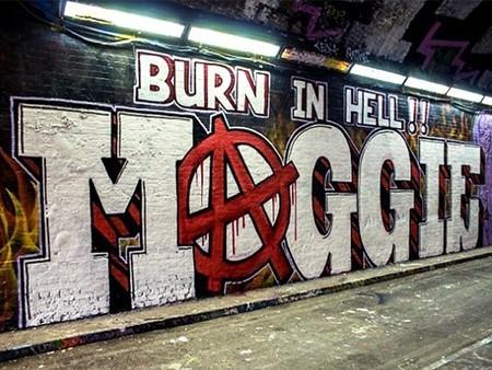 Burn in hell, Maggie