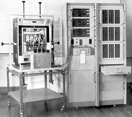 Automatische Untersuchung eines Geldspielautomaten
