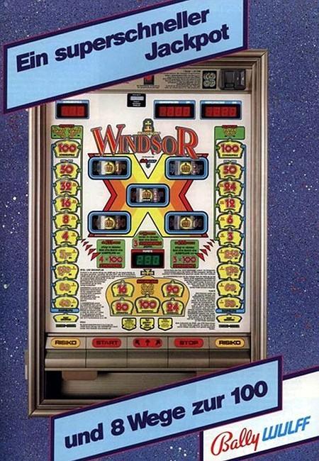 Ein superschneller Jackpot und 8 Wege zur 100 -- Bally Wulff