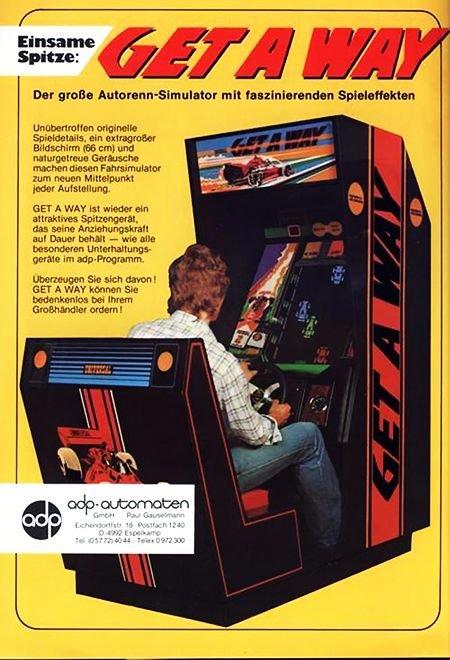 GET A WAY -- Der große Autorenn-Simulator mit faszinierenden Spieleffekten