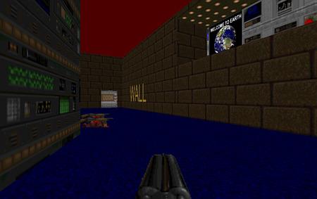 Screenshot aus dem WAD Mars War