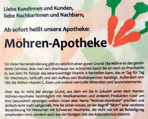 Möhren-Apotheke