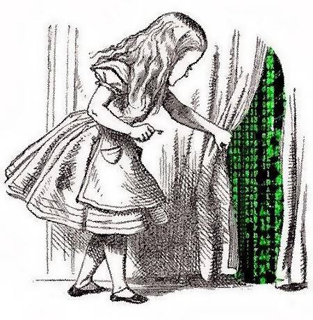Alice im Neuland