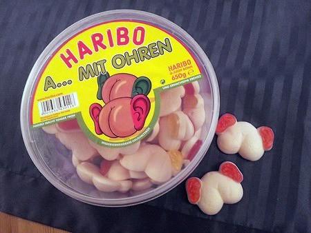 Haribo-Produkt: A... mit Ohren