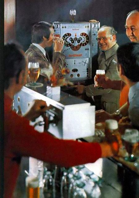 Ausschnitt aus einer Werbung von NSM für den Rotamint Brillant