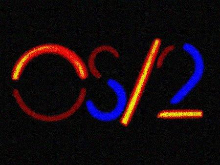 Logo von OS/2