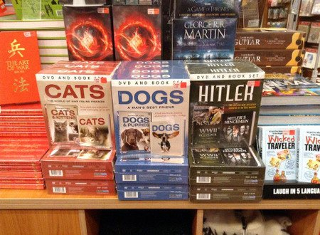 Cats, Dogs, Hitler