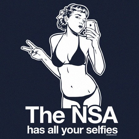 The NSA has all your selfies...