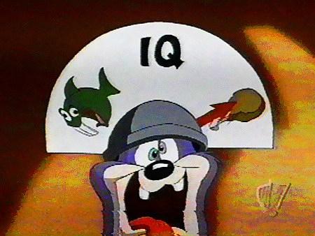 Immerhin: ein typischer PEGIDA-Anhänger hat einen höheren Intelligenzquotienten als der Dopefish, und das ist auch mal lobenswert.