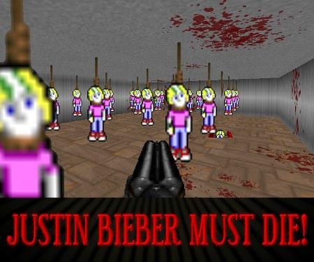 Justin Bieber must die!