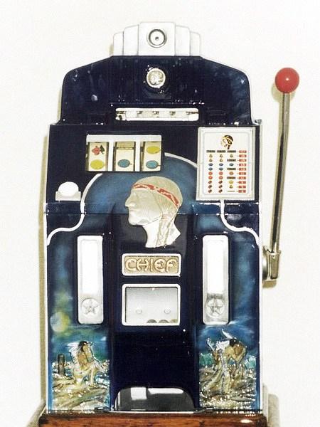 Slotmaschine 'Jennings Chief'